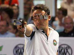 ISSF Shooting World Cup: Jitu Rai Wins Bronze In 10-Metre Air Pistol