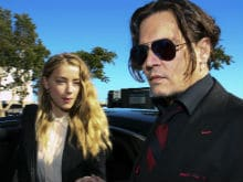 Amber Heard, Johnny Depp Argue Over Divorce Settlement Donation