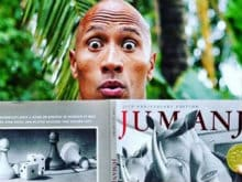 Meet the Actress Who Joins Dwayne Johnson in <I>Jumanji</i> Sequel