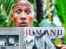 Dwayne Johnson Confirms the New <I>Jumanji</i> Film is Not a Remake