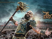 Karthi Looks Scary, Impressive in First Look of <i>Kaashmora</i>