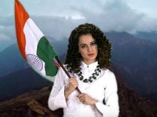 Kangana Ranaut Pays Tribute to Armed Forces in a New Video