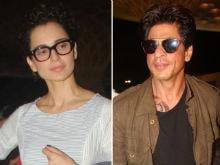 Kangana Ranaut in Film With Shah Rukh Khan? Too Soon to Talk, She Says