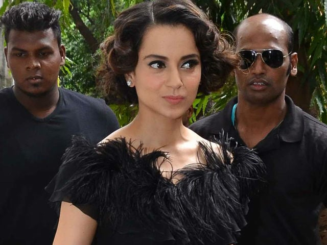 Kangana Ranaut's Confession: I Was Lazy, Hated Taking Shower