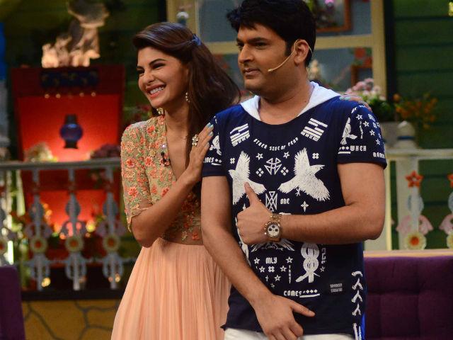 Kapil Sharma Ki Dulhania: He 'Married' Jacqueline. Don't Faint