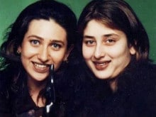A Throwback Treat: Kapoor Sisters Karisma, Kareena Like Never Before