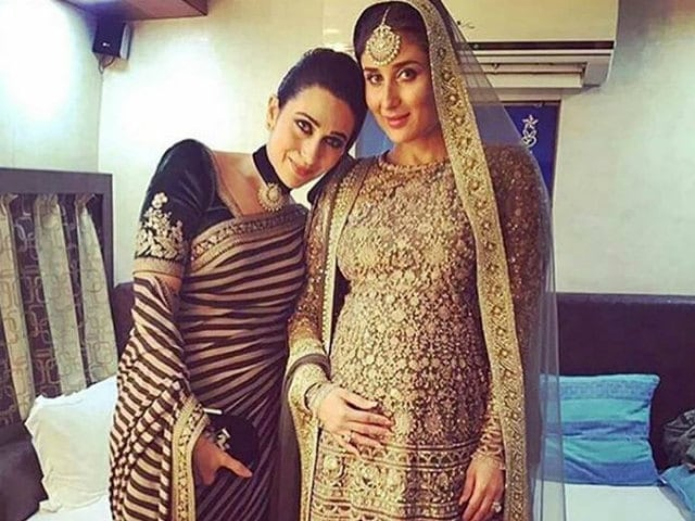 Here's Karisma Kapoor's 'Advice' For Mom-To-Be Kareena