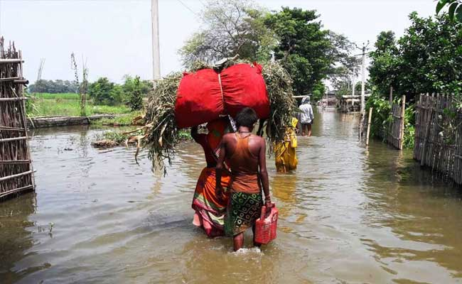 Number Of Dead Rises To 153 In Bihar, As Floods Sweep The Nation