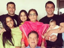 The Big Fat Khan Family: Arpita Posts Kodak Moment Captured on Rakhi