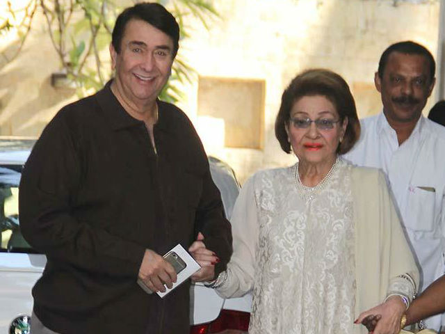 Krishna Raj Kapoor Hospitalised. 'She's Fine,' Says Son Randhir