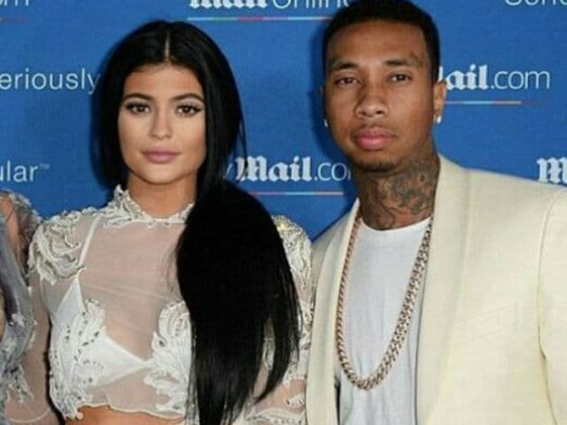 Underage Kylie Not Allowed to Enter Club Where Beau Tyga Performed