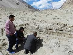 Over 10,000-Year-Old Camping Site Discovered in Ladakh