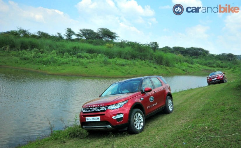 Land Rover Off Road Experience Delhi