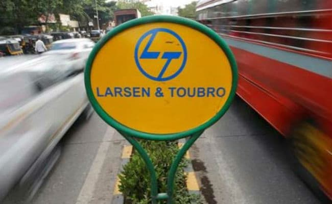 Larsen & Toubro Q1 net up 46% at Rs. 893 cr