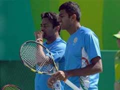 Leander Paes Keeps Place in Indian Davis Cup Team For Uzbekistan Tie