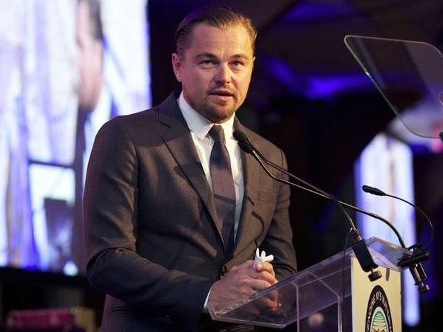 Leonardo DiCaprio to Host Hillary Clinton for Fundraiser