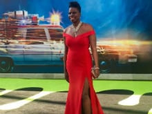 <I>Ghostbusters</i>' Leslie Jones to Auction Dress She Wore at Premiere