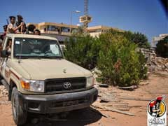 Libyan Forces In Fresh Clashes With ISIS in Sirte