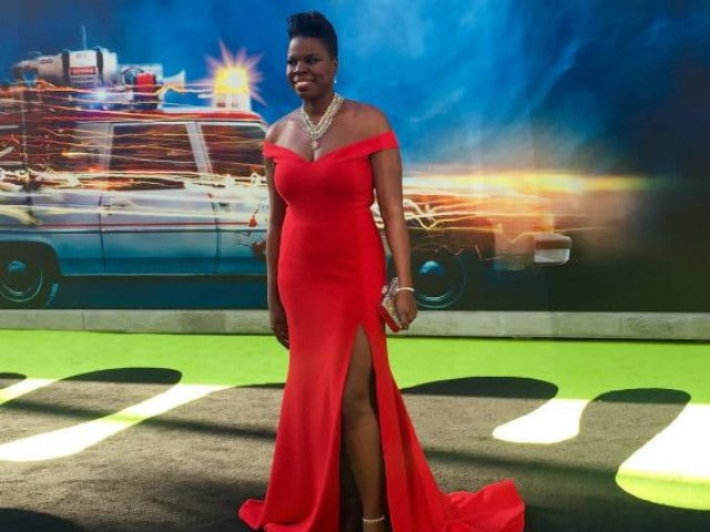 Ghostbusters' Leslie Jones to Auction Dress She Wore at Premiere