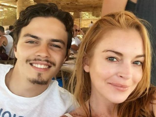 Love Isn't Enough, Says Lindsay Lohan After Fiance Allegedly Hit Her