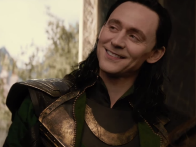 Tom Hiddleston Joins Instagram. Follows Nobody Yet But Posts Loki Selfie