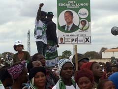 Zambia's Edgar Lungu Ahead As Opposition Cries Foul