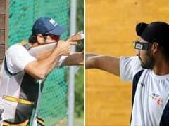 रियो ओलिंपिक (शूटिंग) : स्कीट में भारत के मैराज अहमद और 25 मी रैपिड फायर में गुरप्रीत बाहर