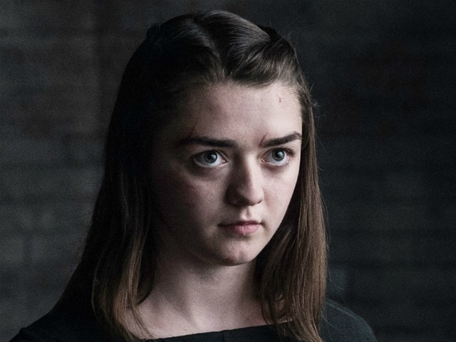 Arya Stark's Reaction Tells You All About Game of Thrones 7.0