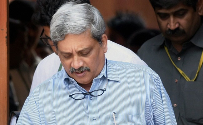 Congress To Seek Detailed Statement On Manohar Parrikar's Health