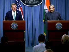 सैन्य अड्डे बनाने का समझौता नहीं है भारत-अमेरिकी लॉजिस्टिक्स समझौता : मनोहर पर्रिकर