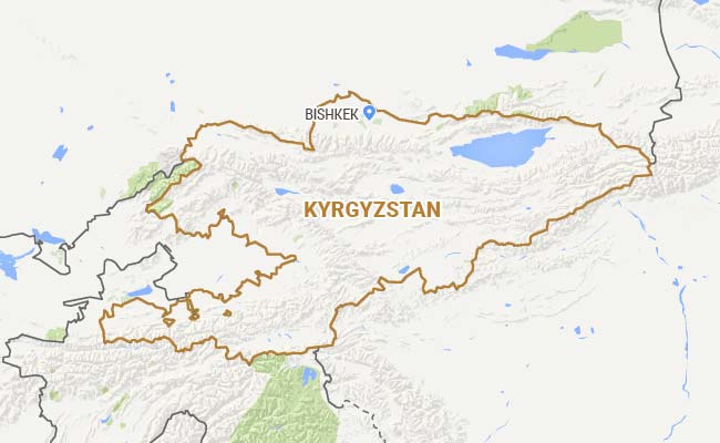 1 Dead, 3 Wounded In Blast At Chinese Embassy In Kyrgyzstan