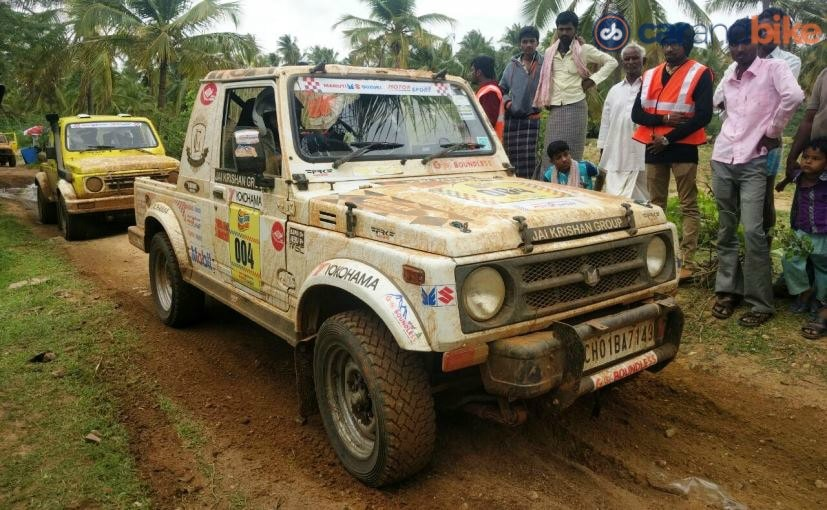 8th Maruti Suzuki Dakshin Dare Concludes In Goa; Results Out