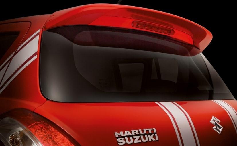 Maruti Suzuki Swift Deca Edition All You Need To Know NDTV - Graphics for alto carmaruti suzuki altoonam limited edition offer features