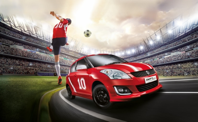 Maruti Suzuki Swift Deca Limited Edition Launched At Rs Lakh - Graphics for alto carmaruti suzuki altoonam limited edition offer features