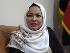 Sole Afghan Woman Governor In A Man's World