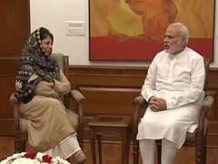 कश्मीर में महबूबा पर दोष मढ़कर सज्जन की तरह सत्ता से बाहर हुई बीजेपी : शिवसेना