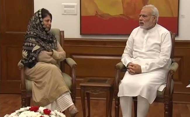 इन 5 वजहों से जम्मू-कश्मीर में नहीं टिक सका BJP-PDP का गठबंधन