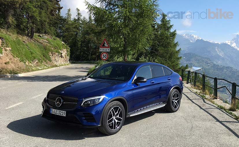 Mercedes Benz Glc Coupe Review Ndtv Carandbike