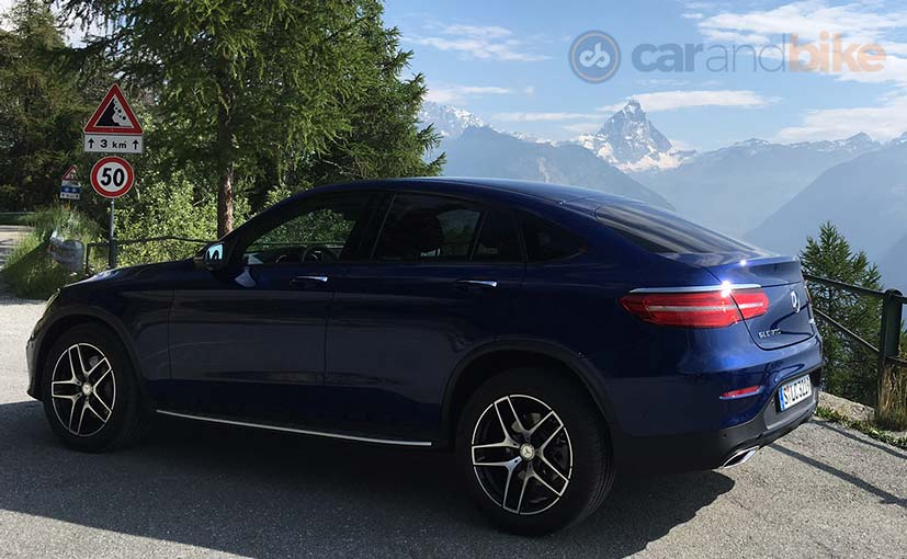 mercedes benz glc review ndtv carandbike