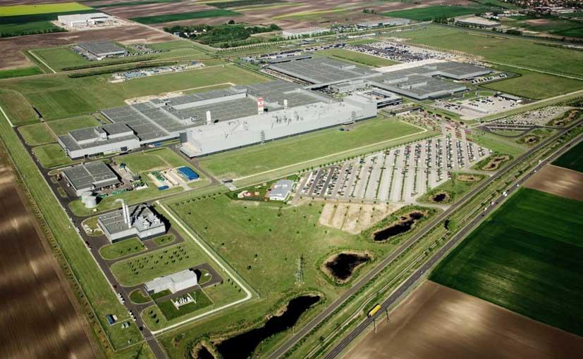Suzuki Hungary Factory