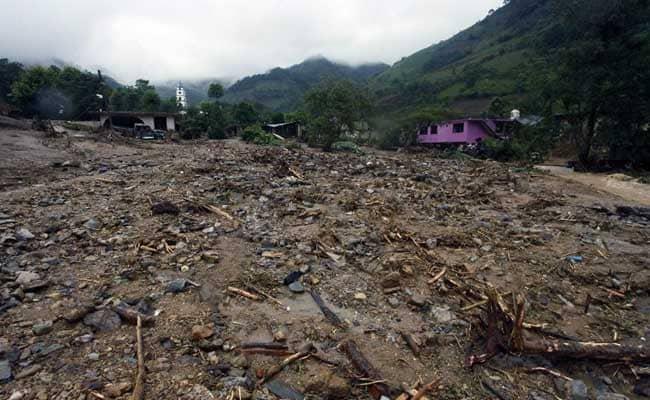 कोलंबिया : भूस्खलन में घरों के बह जाने से 206 की मौत, सैकड़ों लोग घायल एवं लापता