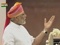 PM Narendra Modi's Address To The Nation On Independence Day: Highlights