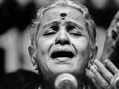UN To Issue Stamp To Mark MS Subbulakshmi's Birth Centenary