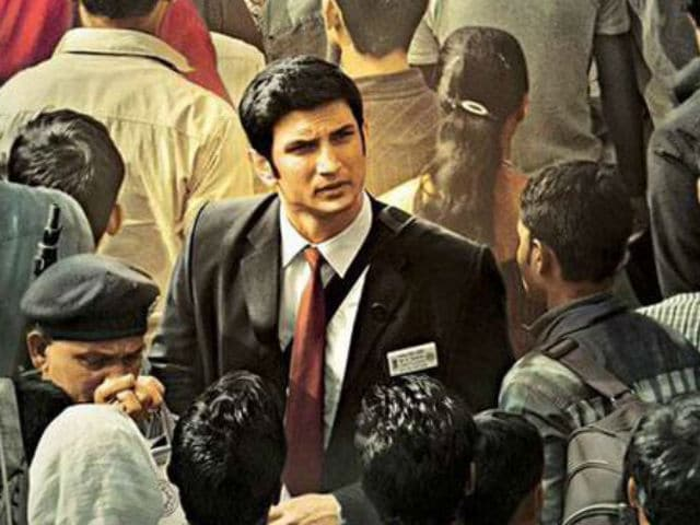 Sushant Singh Rajput's MS Dhoni: The Untold Story Trailer Hits a Six