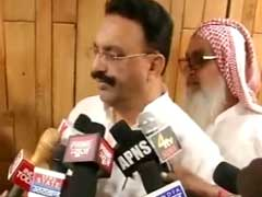 Samajwadi Party Gives Ticket To Relative Of Jailed Politician Mukhtar Ansari