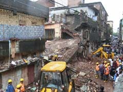 Mumbai Building Collapses Minutes Before Playschool, Narrow Escape For Children