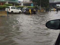 Mumbai Rain Slows Down City, Alert For Next 48 hours