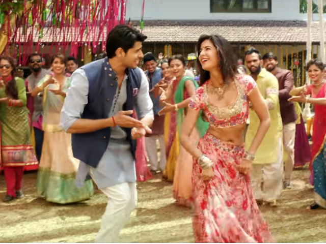 It's All About Katrina Kaif in Nachde Ne Saare from Baar Baar Dekho