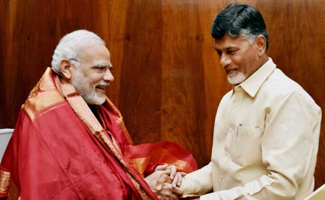 'Emotional Issue,' Say Andhra Ministers, Resigning From Centre: 10 Points