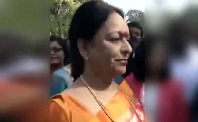 Nalini Chidambaram Files Appeal Against Order Dismissing Her Petition